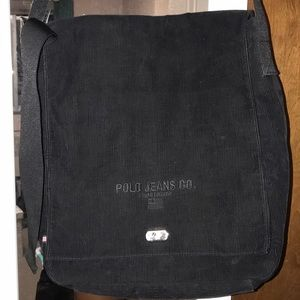 VINTAGE Ralph Lauren Polo Jeans Co bag